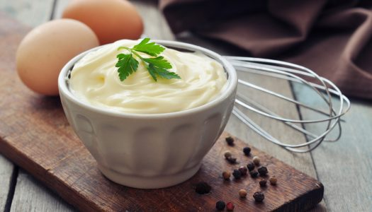 Hjemmelavet mayonnaise