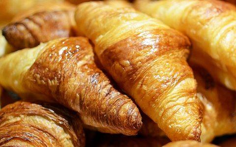Croissanter er det bedste til kaffen