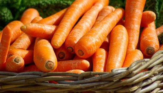 Sådan laver du lækre gulerodsboller