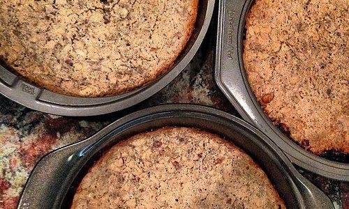 Gammeldags og lækker æblekage