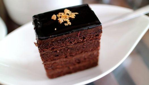 Den bedste chokoladekage på La Glace