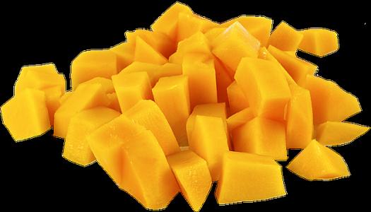 Forfriskende salat med mango