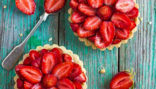 Sommerens desserter