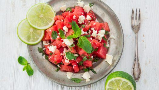 Friske salater – Som hovedret eller tilbehør
