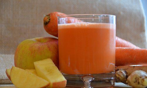 Friskpressede juicer er vitaminbomber