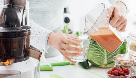 Friskpresset juice: Sådan gør du
