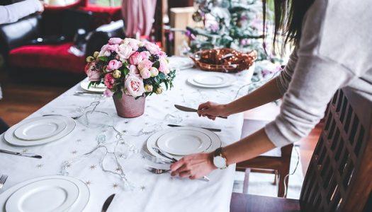 Catering af klassisk julefrokost hitter ved firmafester