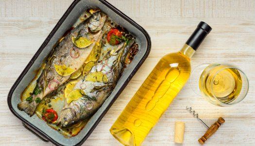 Den perfekte vin til fisk