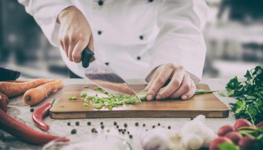 Ban vej for en karriere som kok med en ungdomsuddannelse