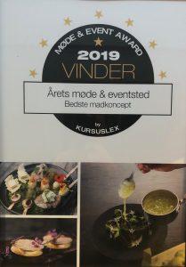 Frederiksdal Hotel Award 2019
